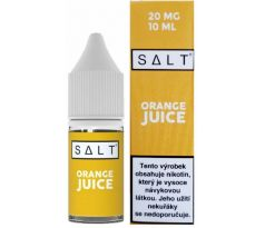 Liquid Juice Sauz SALT CZ Orange Juice 10ml - 20mg