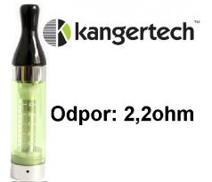 Kangertech CC/T2 Clearomizer 2,4ml 2,2ohm Green