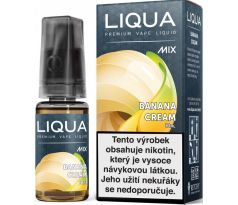 Liquid LIQUA CZ MIX Banana Cream 10ml-12mg