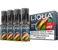 Liquid LIQUA CZ MIX 4Pack Shisha Mix 10ml-12mg