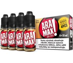Liquid ARAMAX 4Pack Sahara Tobacco 4x10ml-12mg