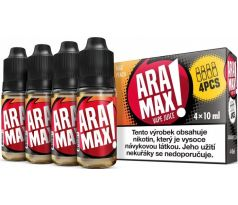 Liquid ARAMAX 4Pack Max Peach 4x10ml-18mg