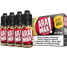 Liquid ARAMAX 4Pack Vanilla Max 4x10ml-18mg