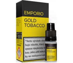 Liquid EMPORIO Gold Tobacco 10ml - 1,5mg
