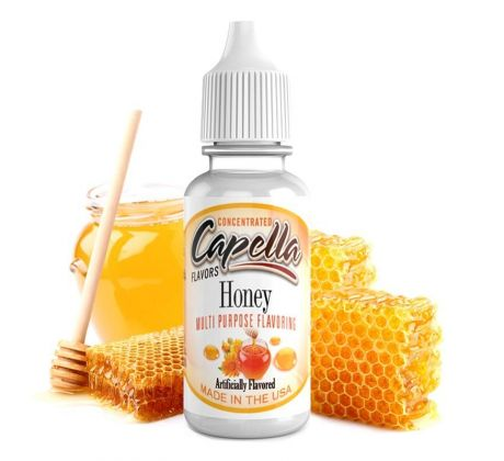 Příchuť Capella 13ml Honey - VÝPRODEJ !!!