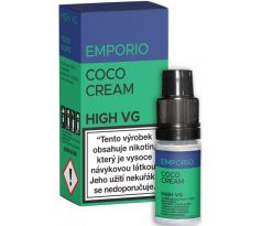 Liquid EMPORIO High VG Coco Cream 10ml - 6mg