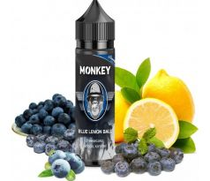 Příchuť MONKEY liquid Shake and Vape Blue Lemon Ball 12ml