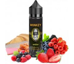 Příchuť MONKEY liquid Shake and Vape Seržant 12ml