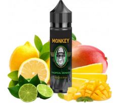 Příchuť MONKEY liquid Shake and Vape Tropical Monkey 12ml